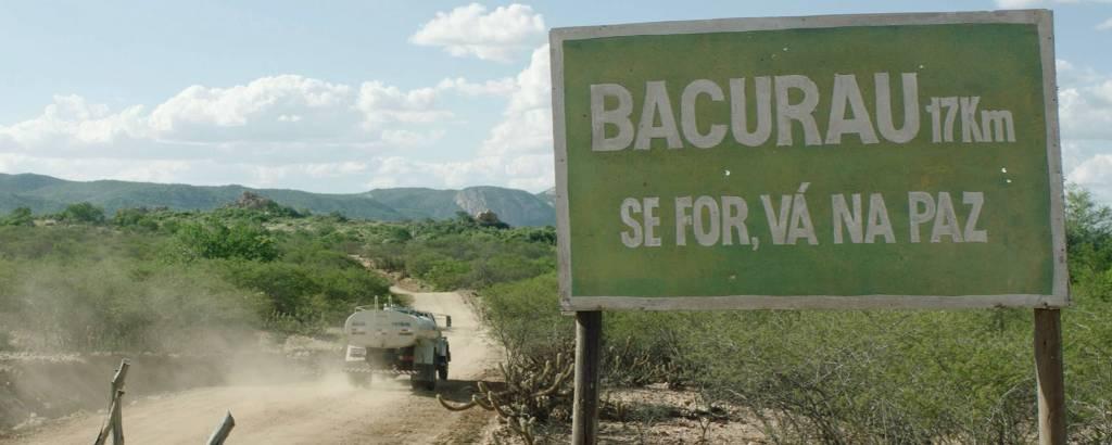 Udo Kier em 'Bacurau', de Kleber Mendonça Filho e Juliano Dornelles