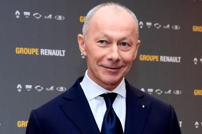 Thierry Bollore, gerente geral da Renault