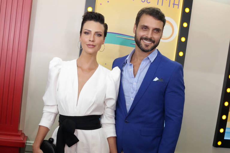 Nesta quarta-feira (15), aconteceu a coletiva de imprensa da nova novela da Record TV, Topíssima