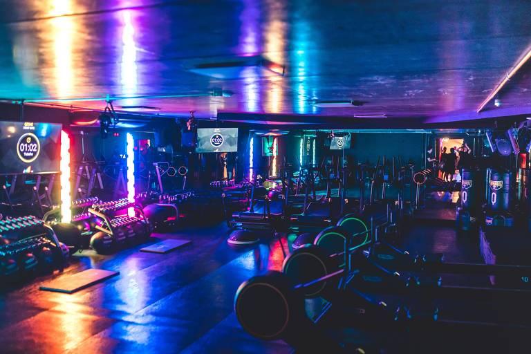 Academia Les Cinq Gym