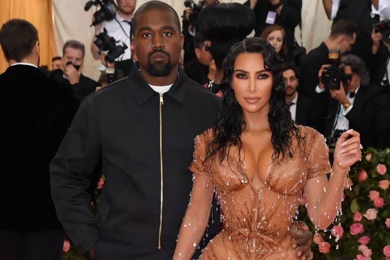c111b34afdab1b F5 - Celebridades - Kim Kardashian e Kanye West finalmente revelam o ...