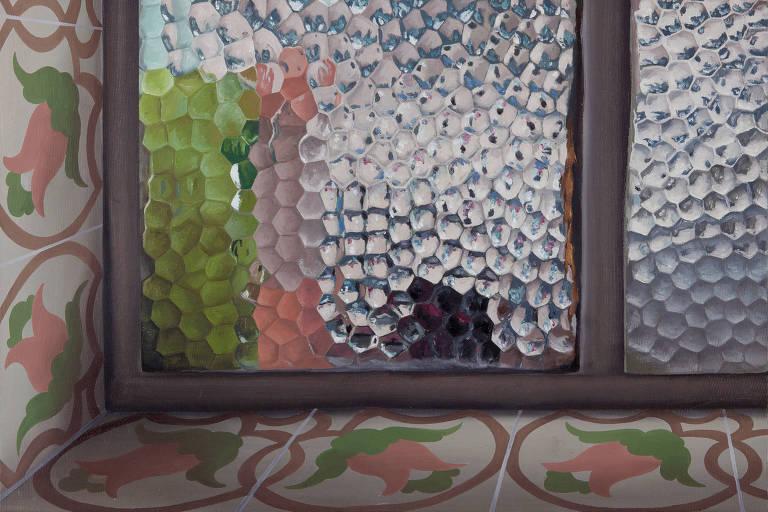 Obra 'Cantinho II' (2012), de Ana Elisa Egreja
