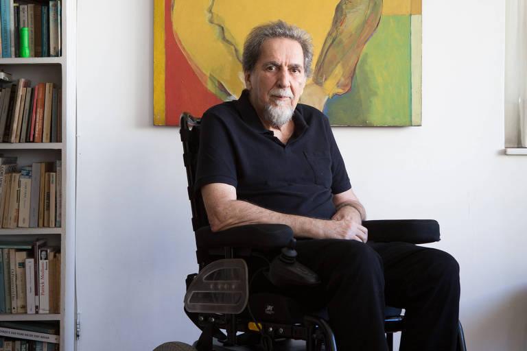 O jornalista e escritor Nirlando Beirão