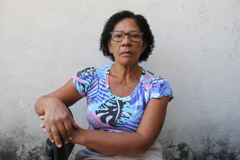 """""""Estou perdendo as esperanças. Não sei mais a quem recorrer"""", queixa-se a segurada Maria Helena dos Santos, que teve recurso aceito contra o INSS há mais de um ano, mas ainda não recebeu a aposentadoria"""
