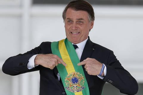 Bolsonaro não consegue conviver com os contrapesos da democracia