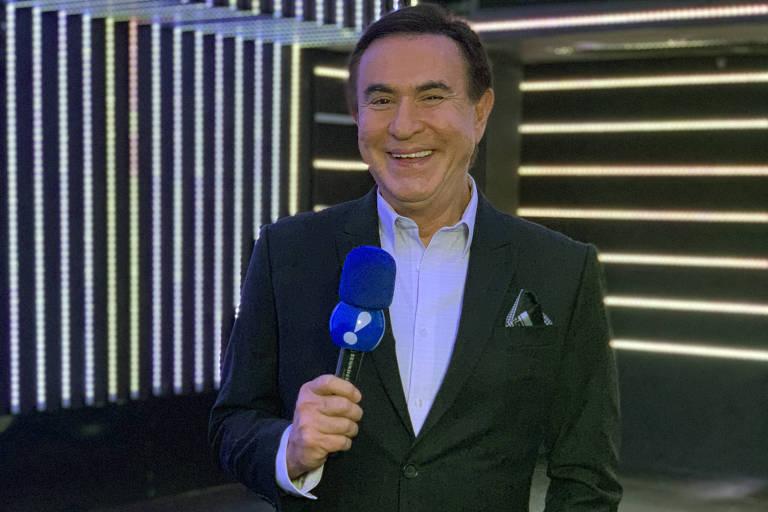 Colunista Amaury Jr. retorna à RedeTV!