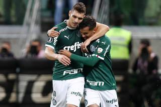 Copa Libertadores - Group Stage - Group F - Palmeiras v San Lorenzo