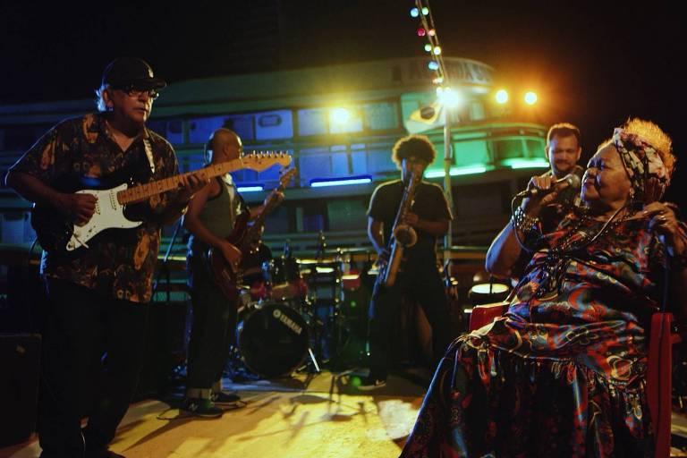 """Cena de """"Amazônia Groove"""", um dos destaques da quinta edição do festival Ciranda de Filmes"""