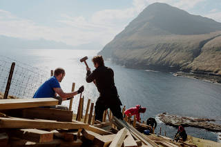 Closed for Maintenance, Open for Volunteerism government initiative on Faroe Islands