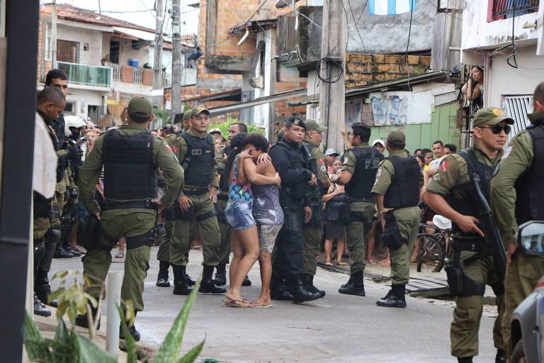 Sexto suspeito de participar de chacina em Belém se entrega à polícia