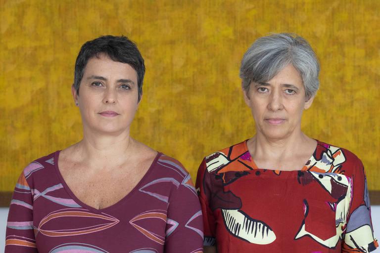 Marta Garcia e Beatriz Bracher, fundadoras da Editora Chão
