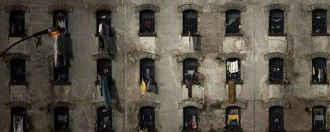 SÃO PAULO, SP, BRASIL, 07-05-2010: Vista da Penitenciária Feminina de São Paulo, em São Paulo (SP). (Foto: Marlene Bergamo/Folhapress)
