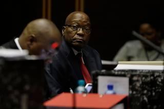Themba Hadebe/AFP