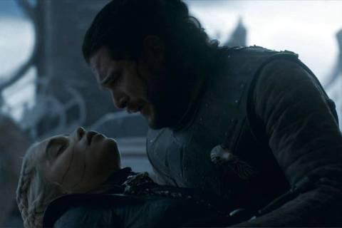 Game of Thrones - último capítulo
