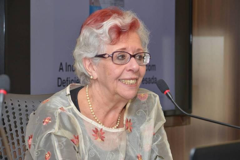 A coordenadora-executiva do Amankay - Instituto de Estudos e Pesquisas e consultora na área de inclusão de pessoas com deficiência Marta Gil