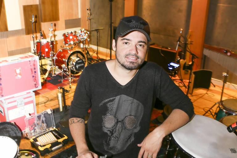 O cantor sertanejo e produtor musical Fernando, da dupla Fernando e Sorocaba