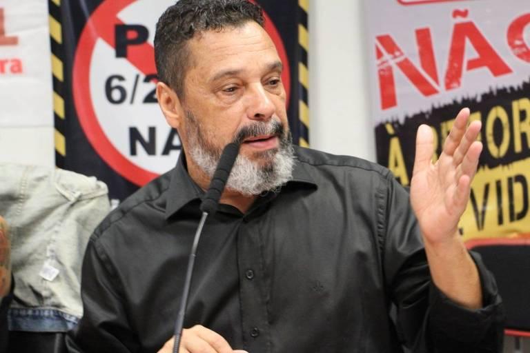 O deputado estadual Teonilio Barba (PT-SP), líder da bancada do PT na Assembleia Legislativa de SP