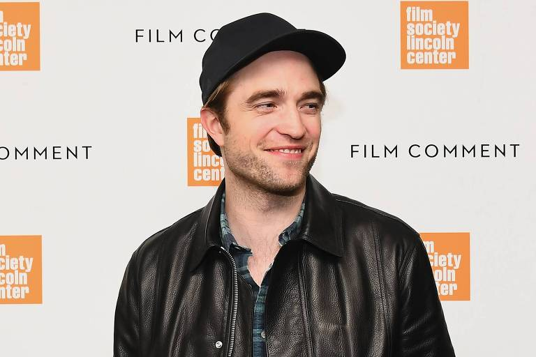 O ator Robert Pattinson, 33