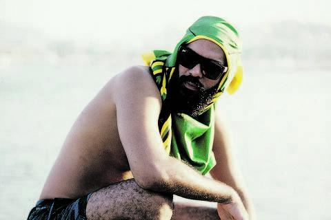 O rapper Jeza da Pedra ORG XMIT: LOCAL1905201859042252