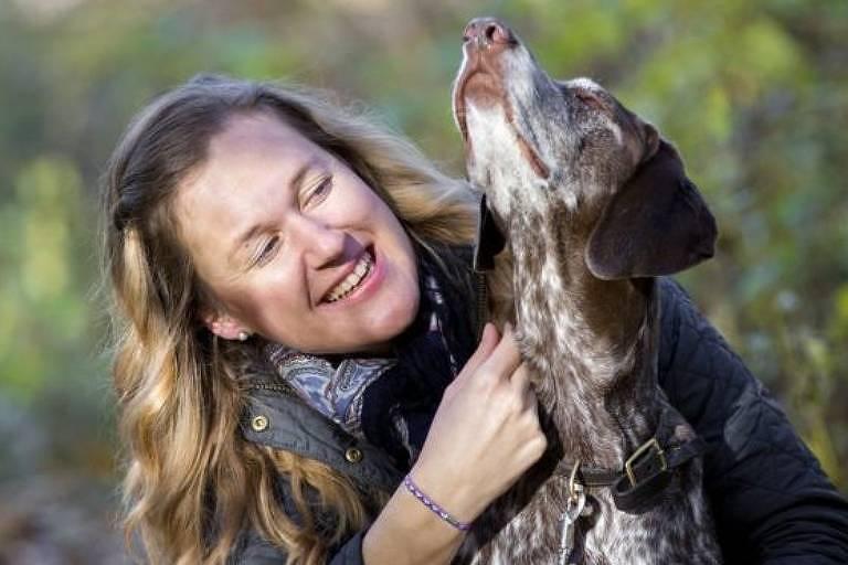 A pesquisadora Tove Fall estudou a relação entre genética e o desejo de ter animais de estimação