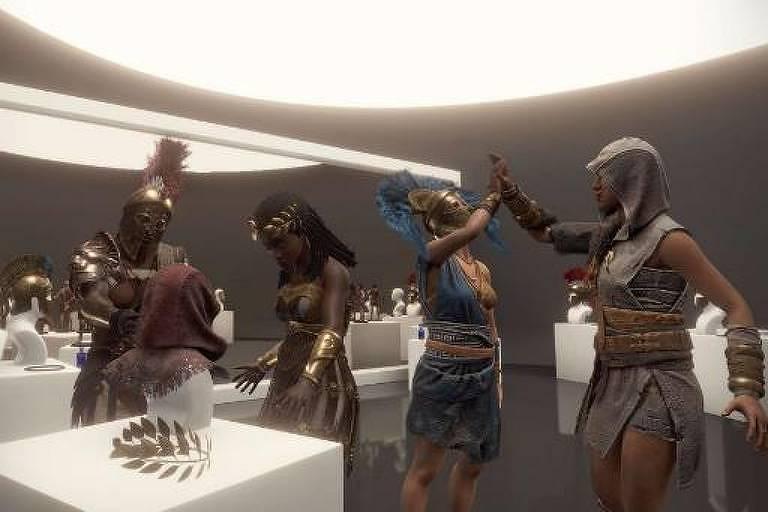 "Assassin's Creed no Escape Room ""Beyond Medusa's Gate"""