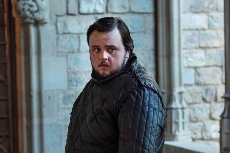 O ator John Bradley, que interpreta Samwell Tarly em 'Game of Thrones', também está convidado para a Comic Con