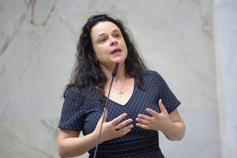 Justiça rejeita queixa-crime de PT contra Janaína Paschoal por caso Adélio