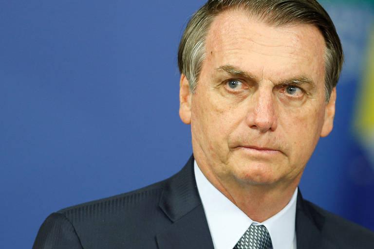 O presidente Jair Bolsonaro (PSL), que diz confiar na harmonia e sensibilidade dos integrantes dos três Poderes