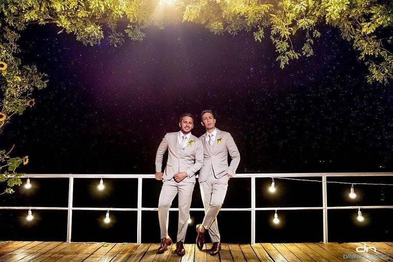 Carlinhos Maia se casa com Lucas Guimarães em cerimônia luxuosa em Piranhas (AL)