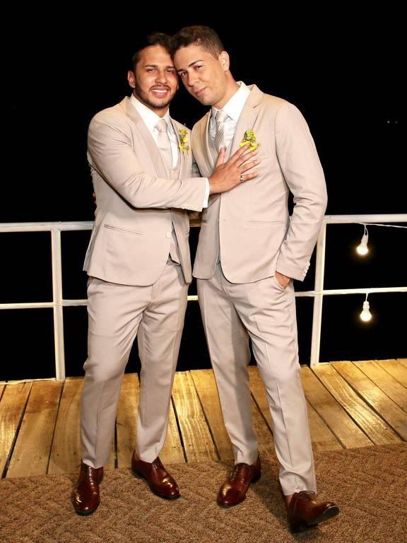 Carlinhos Maia se casa com Lucas Guimarães em Piranhas (AL)