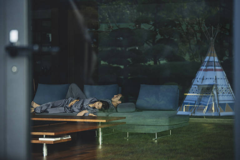 Filme 'Parasite', do sul-coreano Bong Joon-ho
