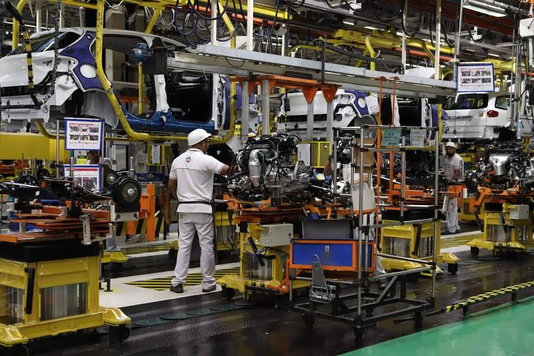 Fiat anuncia instalação de uma nova fábrica de motores em unidade de Betim, em Minas Gerais