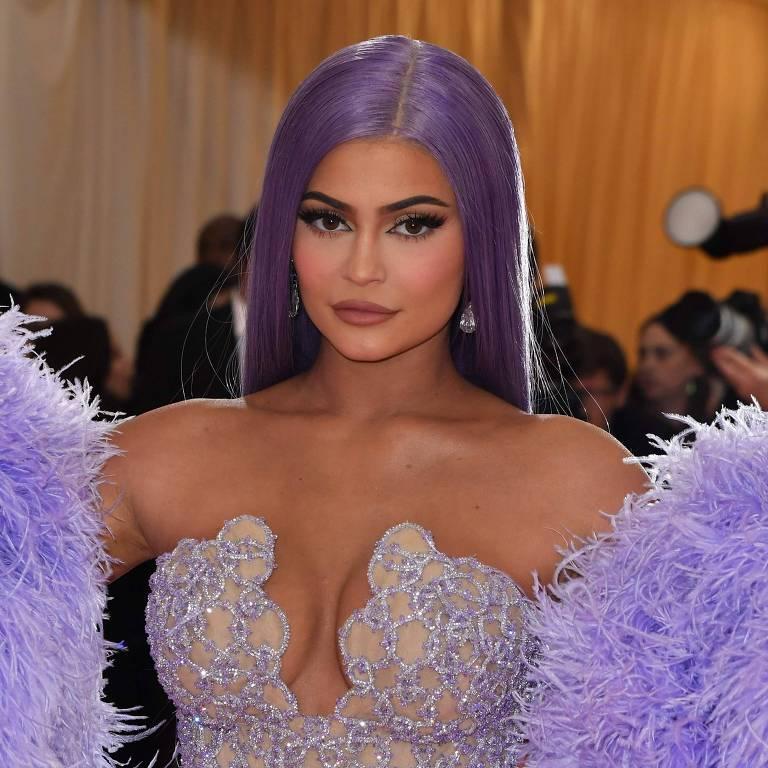 Kylie Jenner no Met Gala 2019