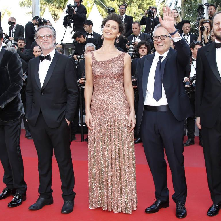 Maria Fernanda Cândido no 72ª Festival de Cannes