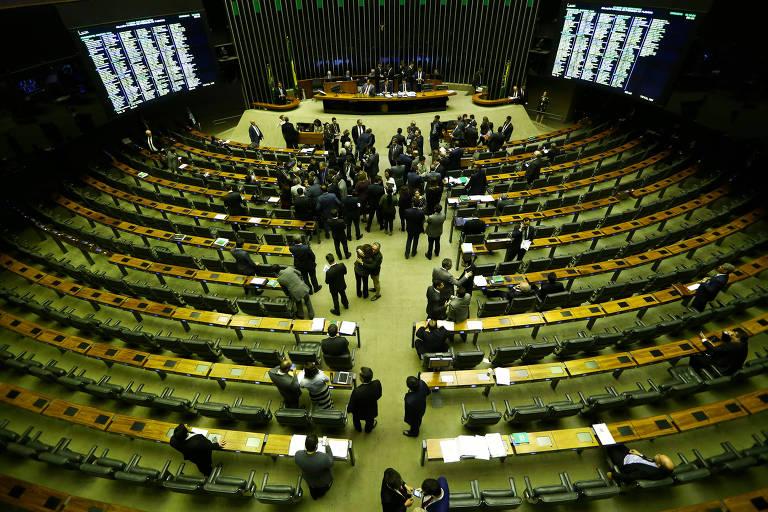 Votação da MP 870 no Congresso