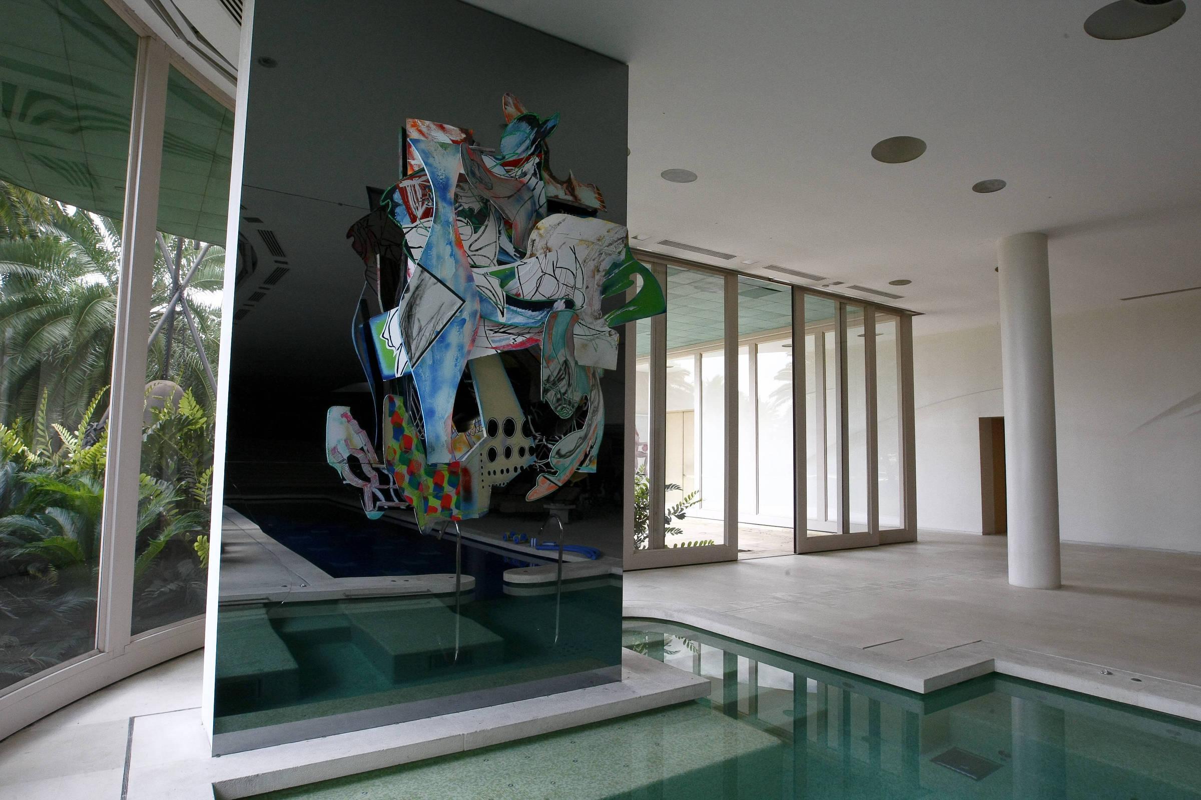Casa de Edemar Cid Ferreira, do falido Banco Santos, é vendida por R$ 23,3 mi