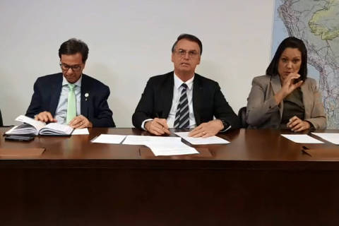 Bolsonaro defende que Senado mantenha votação da Câmara sobre reestruturação