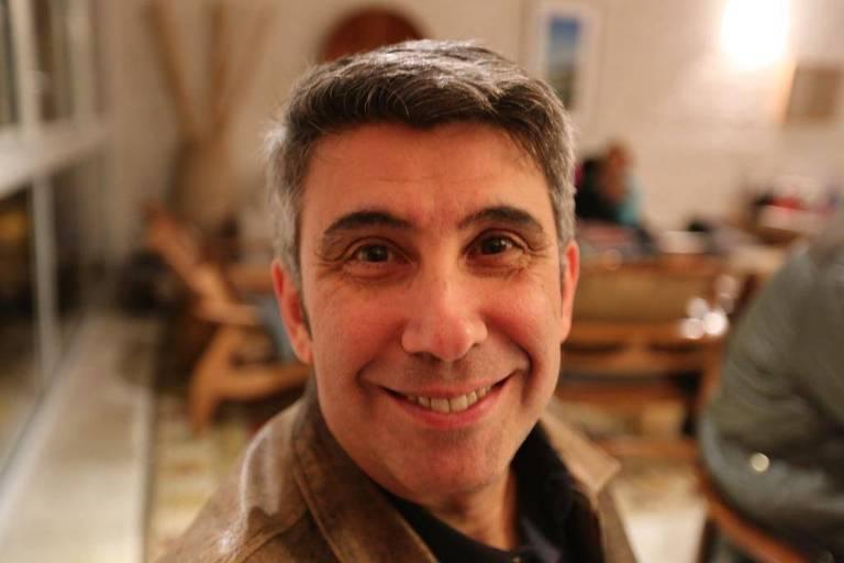 O jornalista econômico Joaquim Castanheira