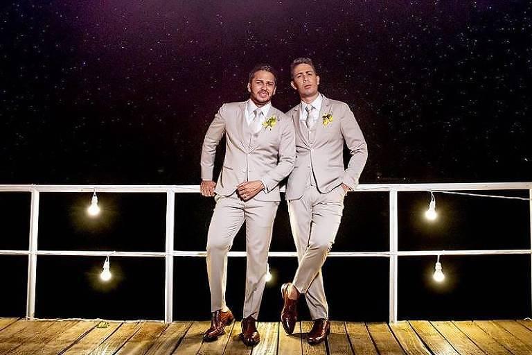 Carlinhos Maia se casa com Lucas Guimarães em cerimônia luxuosa no Sergipe