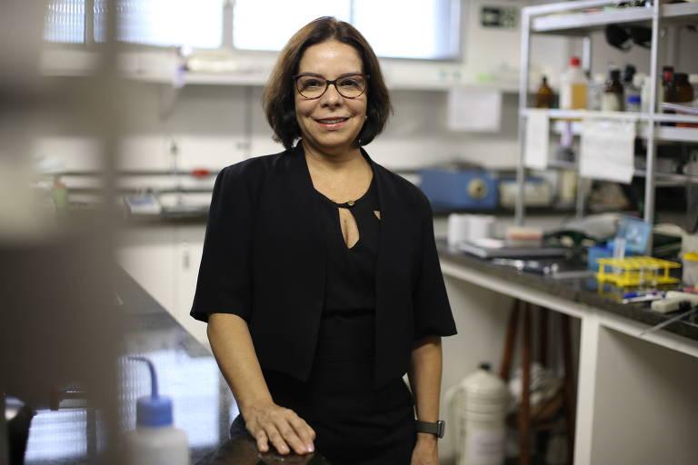 A médica Denise Pires Carvalho, que deve ser nomeada reitora da UFRJ pelo presidente Bolsonaro