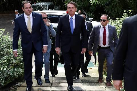 Bolsonaro diz que é direito de Guedes deixar cargo e fala em 'catástrofe' sem Previdência