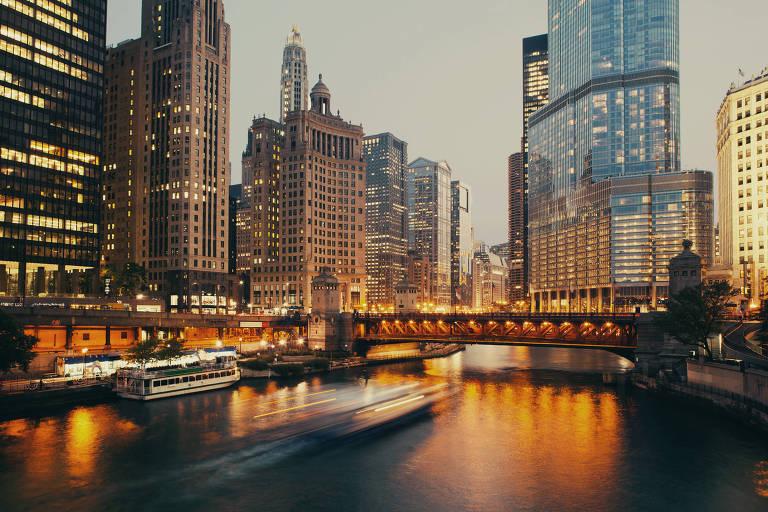 Ponte DuSable, em Chicago