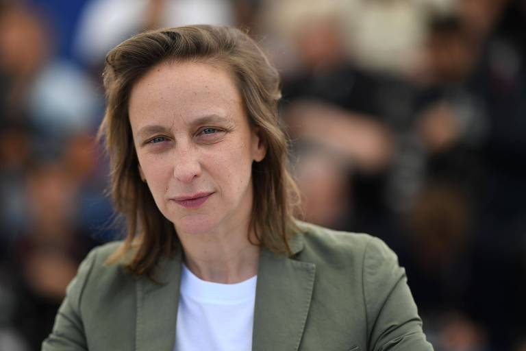 """A francesa Celine Sciamm, diretora de """"Portrait Of A Lady On Fire (Portrait de la Jeune Fille en Feu)"""" na 72ª edição do Festival de Cannes"""