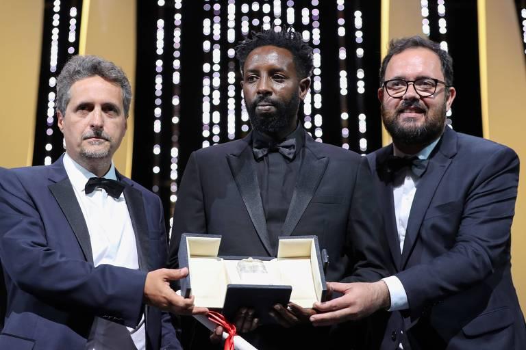 Premiação no Festival de Cannes 2019