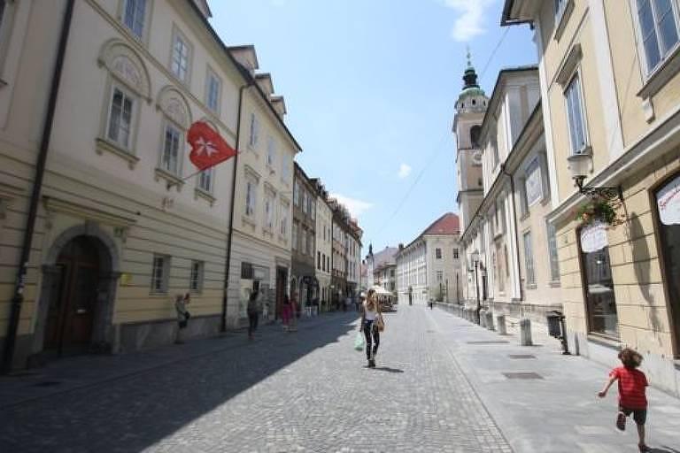 Em média, apenas 17 pessoas são assassinadas na Eslovênia anualmente
