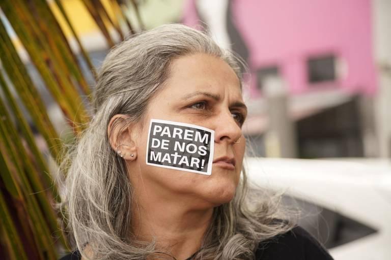 Protesto 'Parem de Nos Matar!'