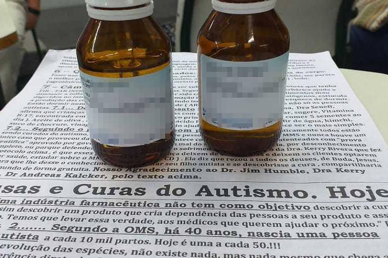 'MMS', o alvejante vendido como cura milagrosa para autismo