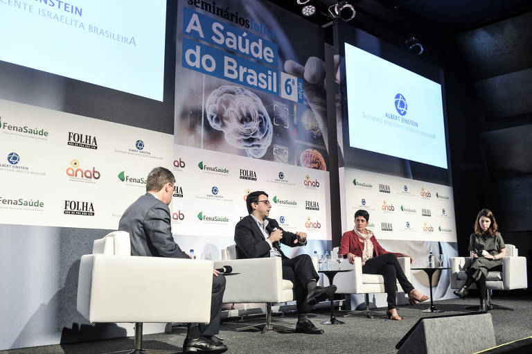 Fórum A Saúde do Brasil - 6º edição