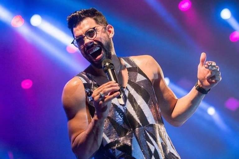 Gabriel Diniz, que canta o hit 'Jenifer'