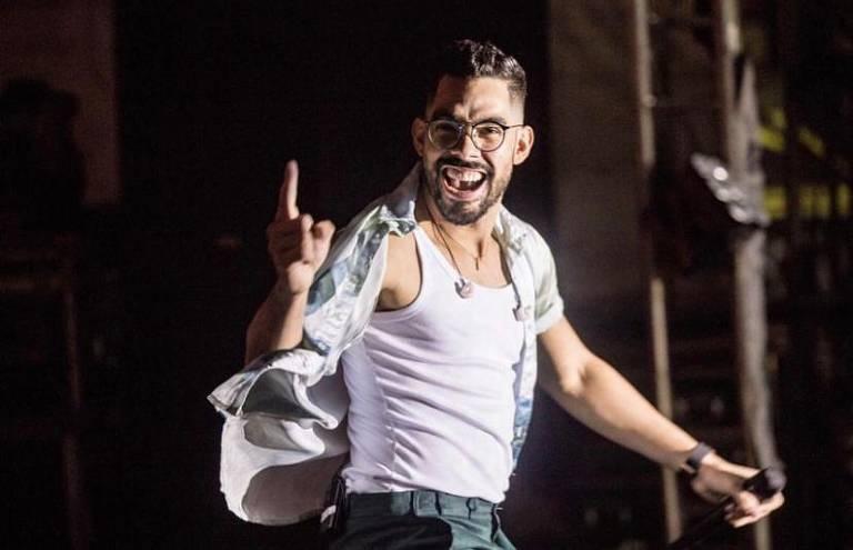 O cantor Gabriel Diniz morreu aos 28 anos em um acidente de avião nesta segunda-feira